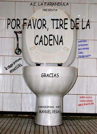 TIRE DE LA CADENA - A.C. LA FARANDULA